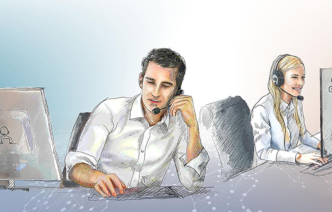 AlmavivA en la Market Guide for Customer Management BPO Service Providers 2020 de Gartner
